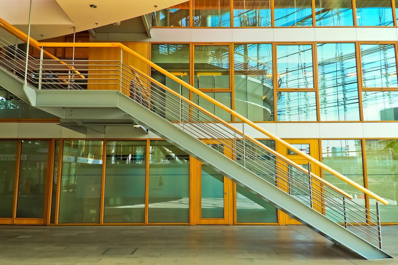 Gradläufige Treppen – einfach komfortabel