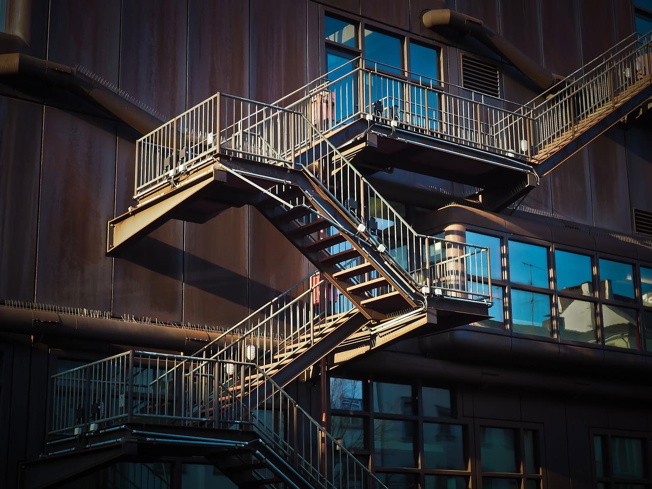 Stufenarten für die Außentreppen