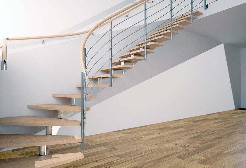 Treppen-Sonderformen